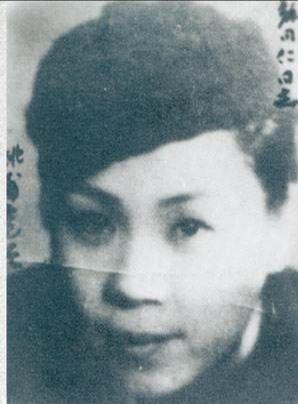 蘇同仁:火一樣的革命女子